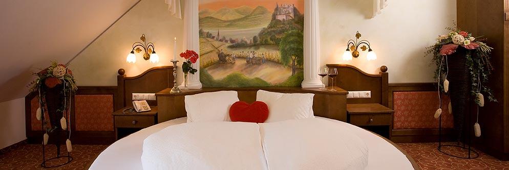 Romantisches Hotel in der Wachau