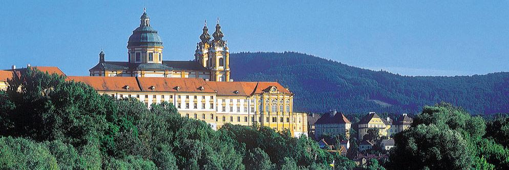 Kloster Melk an der Donau