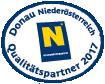 Donau Niederösterreich Qualitätspartner 2017