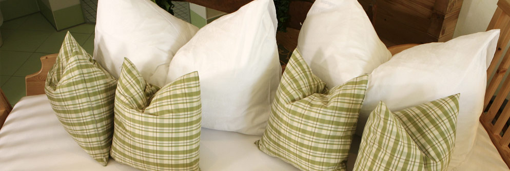Bequeme Betten im Hotel Residenz Wachau