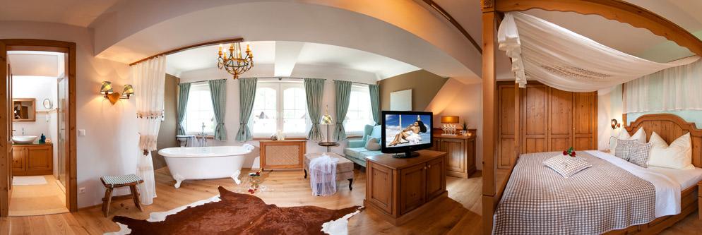 Heidi Suite im Hotel Residenz Wachau