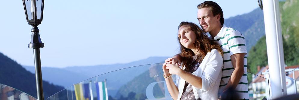 Romantischer Urlaub in den Genießer Zimmern