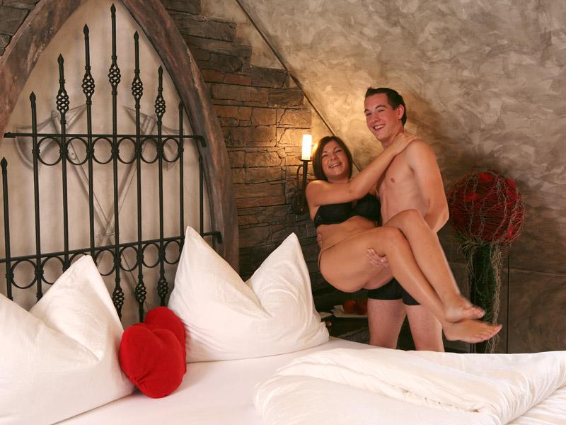 Großansicht Romantik-Themensuite
