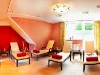 Ruhebereich im Hotel Residenz Wachau