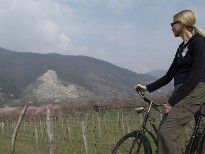 Großansicht Radfahren