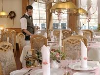 Restaurant der Residenz Wachau an der Donau