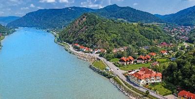 Großansicht Donaublick