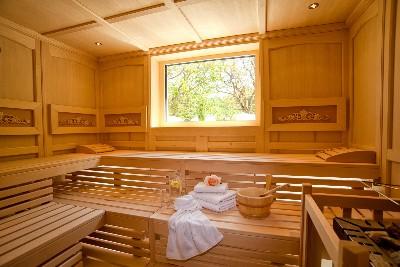 Großansicht Sauna