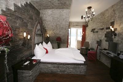 Großansicht Zimmer Burgverlies 1