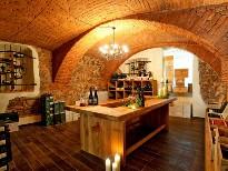 Weinkeller im Hotel Residenz Wachau
