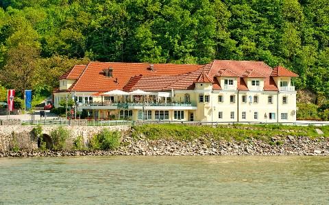 Lage direkt an der Donau