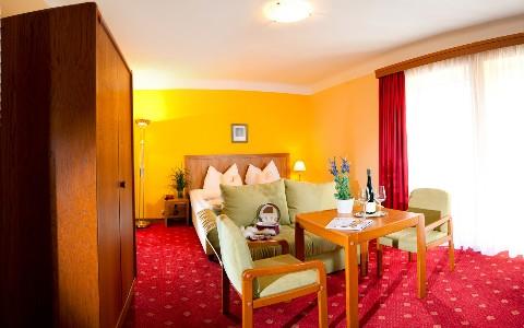 Gemütliche Zimmer im Hotel Residenz Wachau