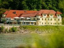 Traumhafte Lage direkt an der Donau